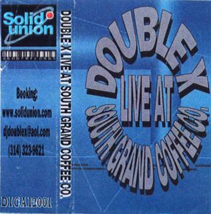 Double X - Live @ South Grand Coffee Co_001