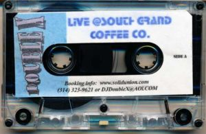 Double X - Live @ South Grand Coffee Co_002