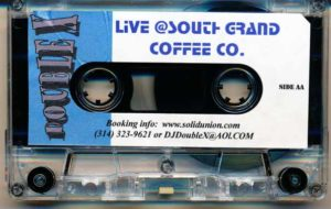 Double X - Live @ South Grand Coffee Co_003